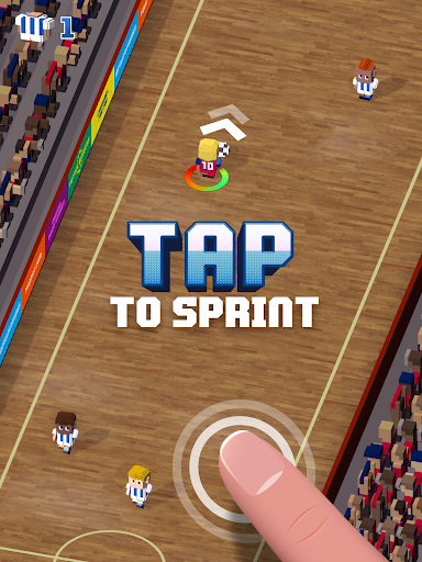 Blocky Soccer screenshot 9