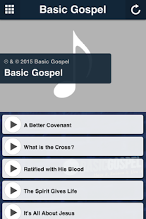 Basic Gospel - screenshot