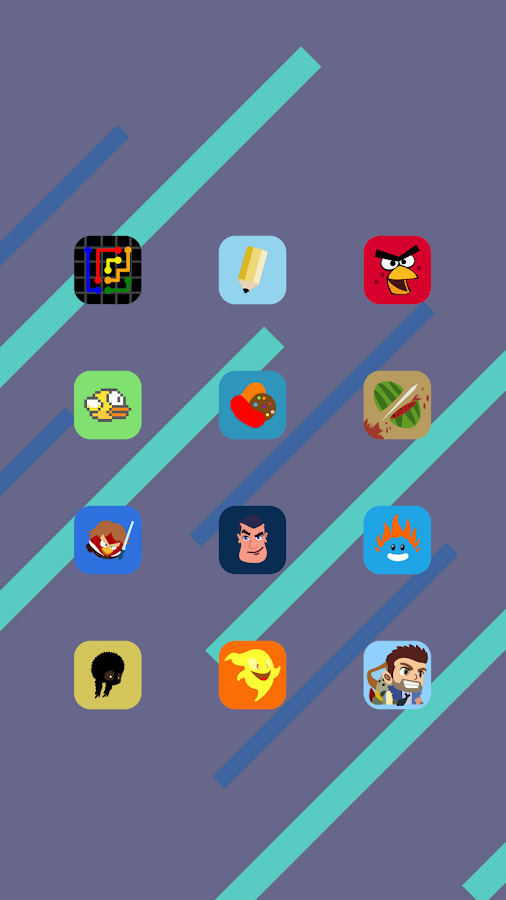 Matte UI Icon Pack Screenshot 4