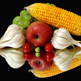 corn treat by SANGEETA MENA  - Food & Drink Fruits & Vegetables