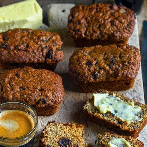 Date, Bran And Ginger Loaves