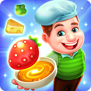 Fantastic Chefs: Match 'n Cook New App on Andriod - Use on PC
