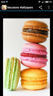 Macarons Wallpapers - screenshot