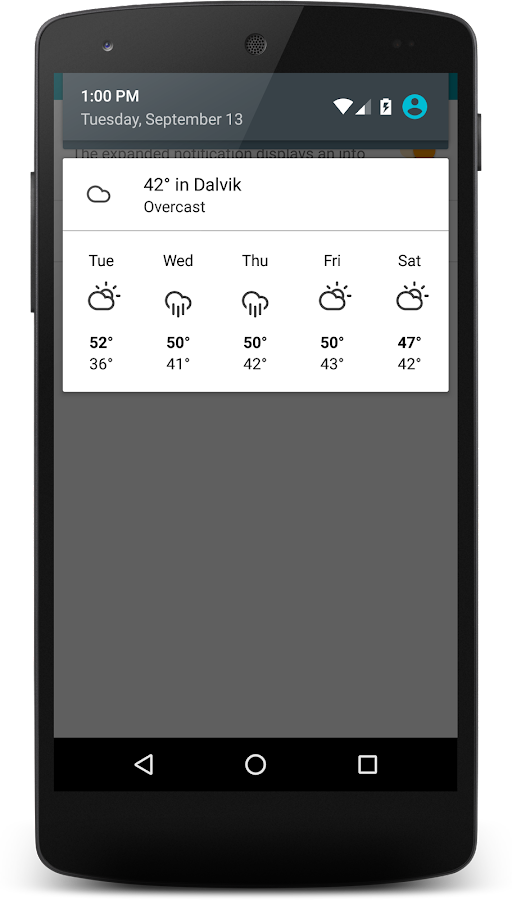Weather Now Screenshot 3