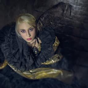 Phantom Princess by Glice Galac - People Fashion