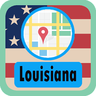 USA Louisiana Maps - screenshot