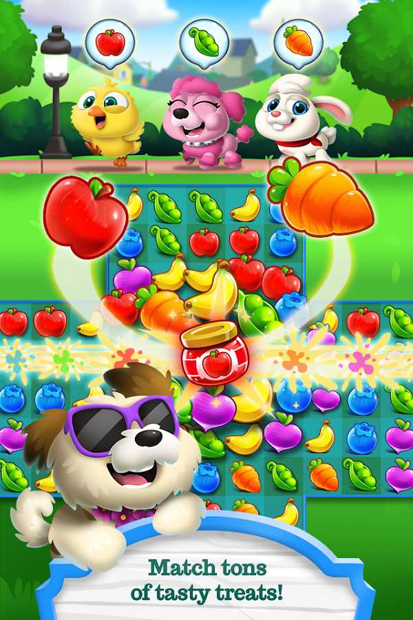Hungry Babies Mania Screenshot