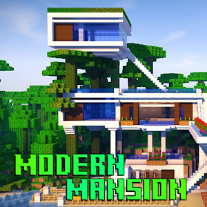 Modern Mansion Maps For PC / Windows 7/8/10 / Mac – Free Download