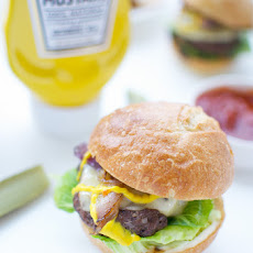 Buffalo (Bison) Sliders