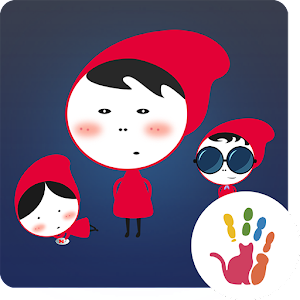 Red Girls-Magic Finger Plugin