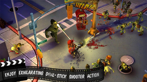 Zombiewood – Zombies in L.A! screenshot 12