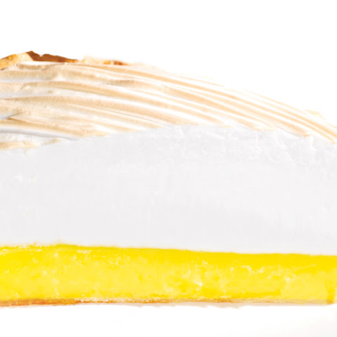 The Perfect Lemon Meringue Pie