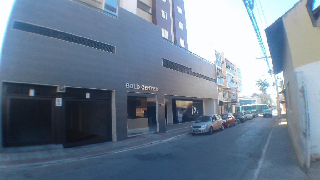 Apartamento no Gold Center