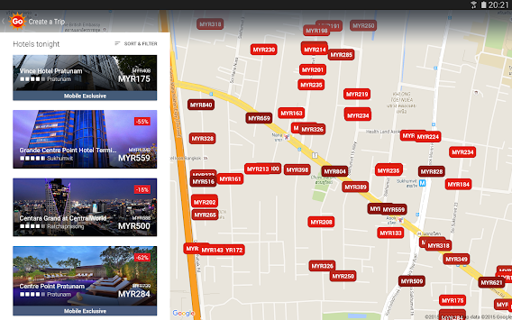 AirAsiaGo - Hotels & Flights APK screenshot thumbnail 13