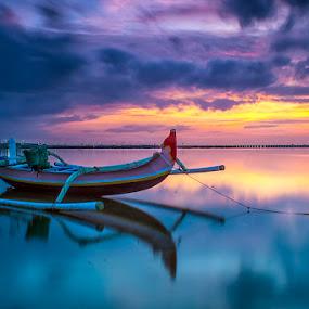 .:: blue crush ::. by Setyawan B. Prasodjo - Transportation Boats
