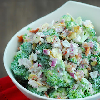 Broccoli Salad - Low Carb