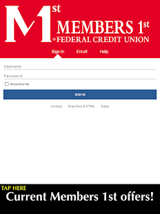 members1st fcu mobile android apps on google play