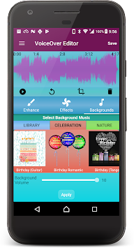 VoiceOver - Record And Do More. APK screenshot thumbnail 4