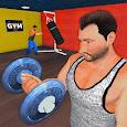 Home Gym Club Building: Fitness Factory Gym Games