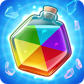Download Potion Pop - Puzzle Match APK on PC