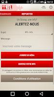 Screenshot of Bel RTL