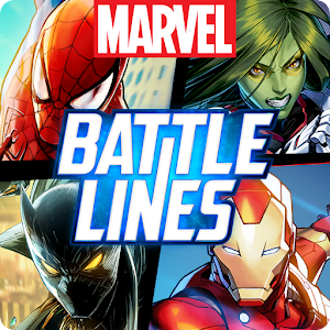 MARVEL Battle Lines New App on Andriod - Use on PC
