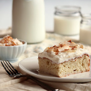 Coconut Cake With Coconut Milk And Condensed Milk Recipes