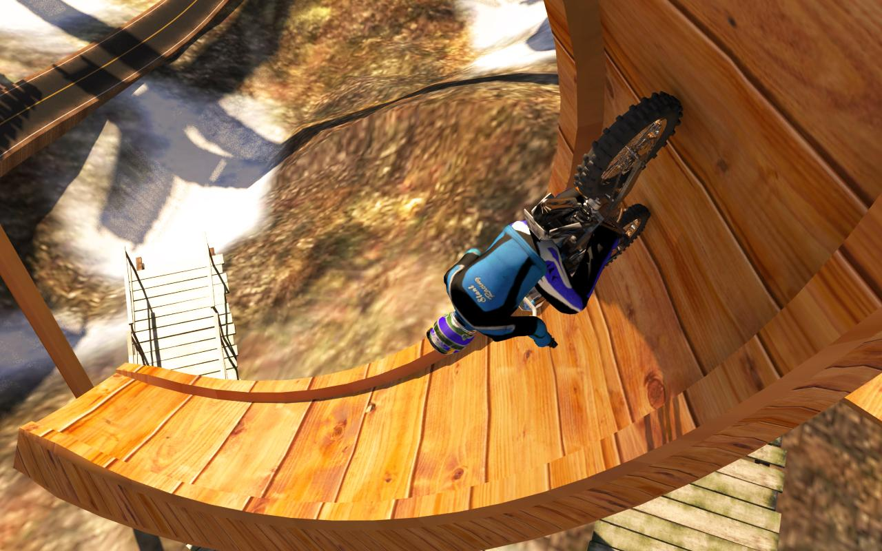 Racing on Bike Free Screenshot 10
