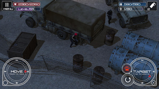 The SilverBullet - screenshot