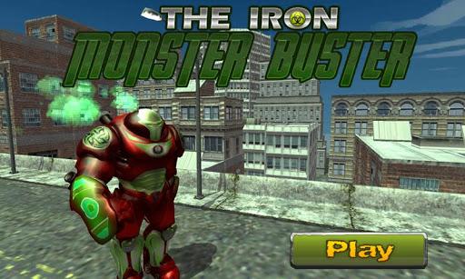 The Iron Monster Buster screenshot 1