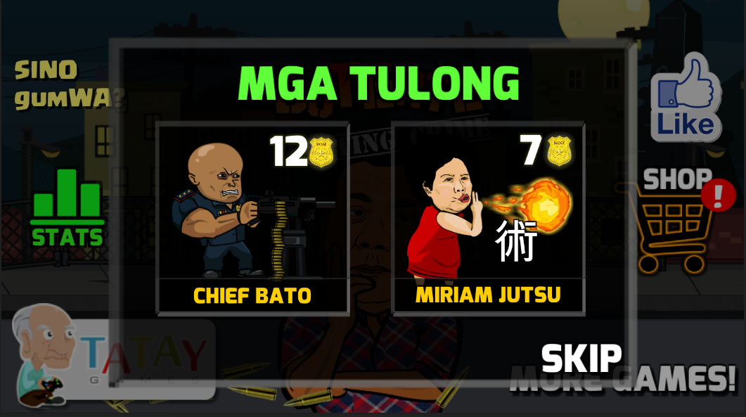 Duterte Fighting Crime 2 Screenshot 5
