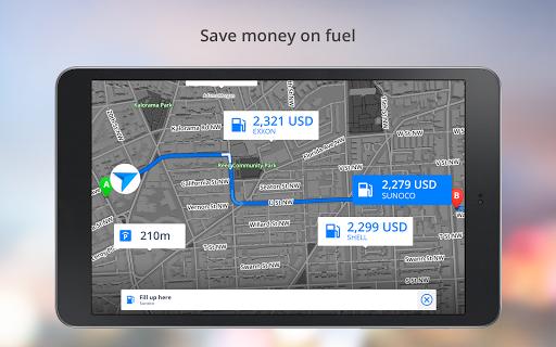 GPS Navigation - Drive with Voice, Maps & Traffic screenshot 16