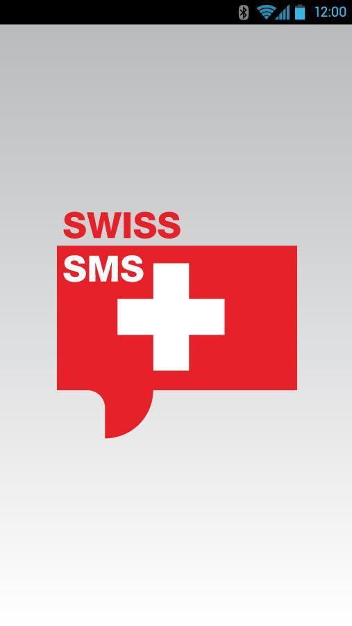 SwissSms Screenshot