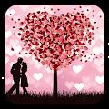 Heart Love Live wallpaper