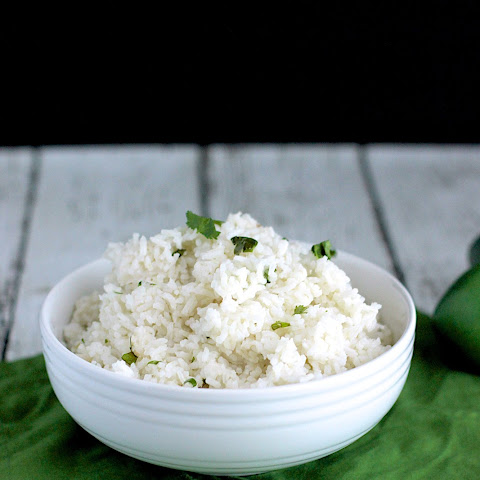 Cilantro Lime Rice – Chipotle Copycat