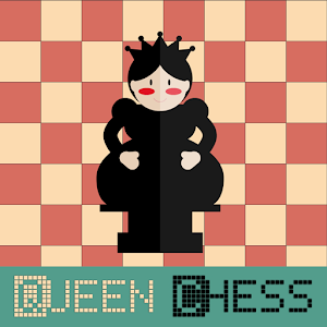 Queen Difficult Chess Game