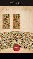 Screenshot of Classical Tarot-Fortune teller