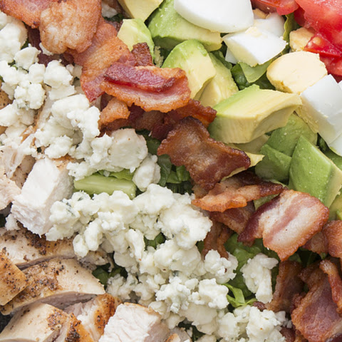 1. Zesty Chicken Cobb Salad