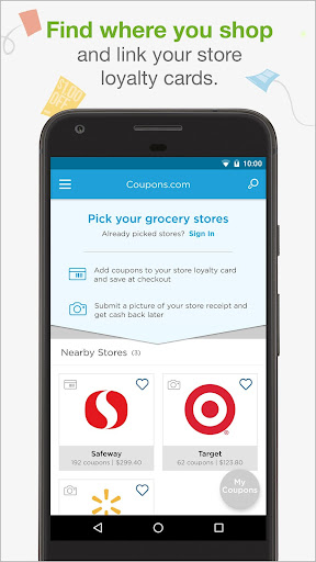 Coupons.com – Grocery Coupons For PC