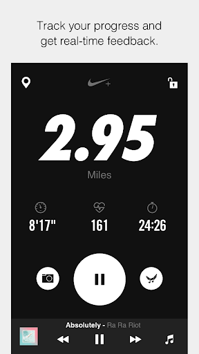 Nike+ Run Club screenshot 2