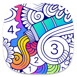 BATIQ 🎨 Color Therapy | Coloring book for Adults For PC (Windows & MAC)