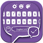 Keyboard Theme for Viber Messenger Icon