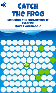 Catch The Frog - screenshot