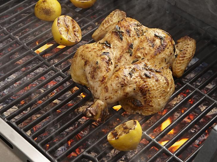 Easy Mediterranean Grilled Chicken