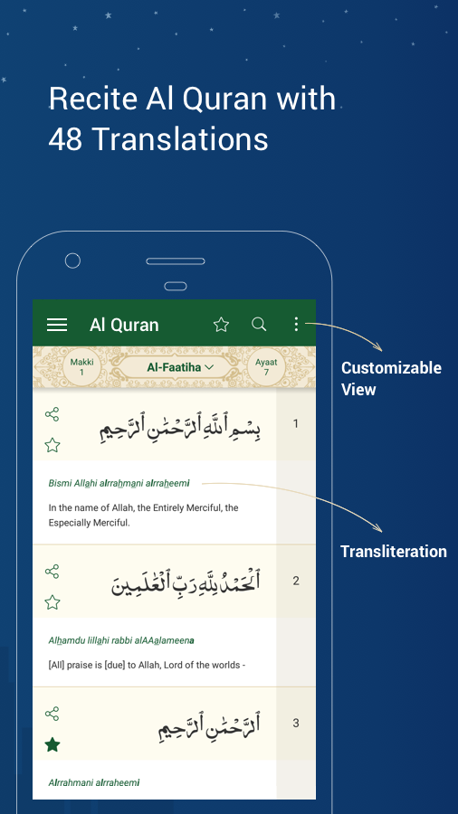 Athan: Prayer Time, Quran, Azan and Qibla Compass Screenshot 4