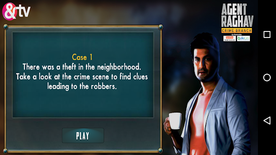 Agent Raghav – Crime Branch- screenshot thumbnail