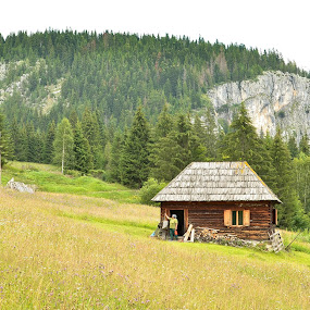 silence by Kati Raileanu - Landscapes Mountains & Hills