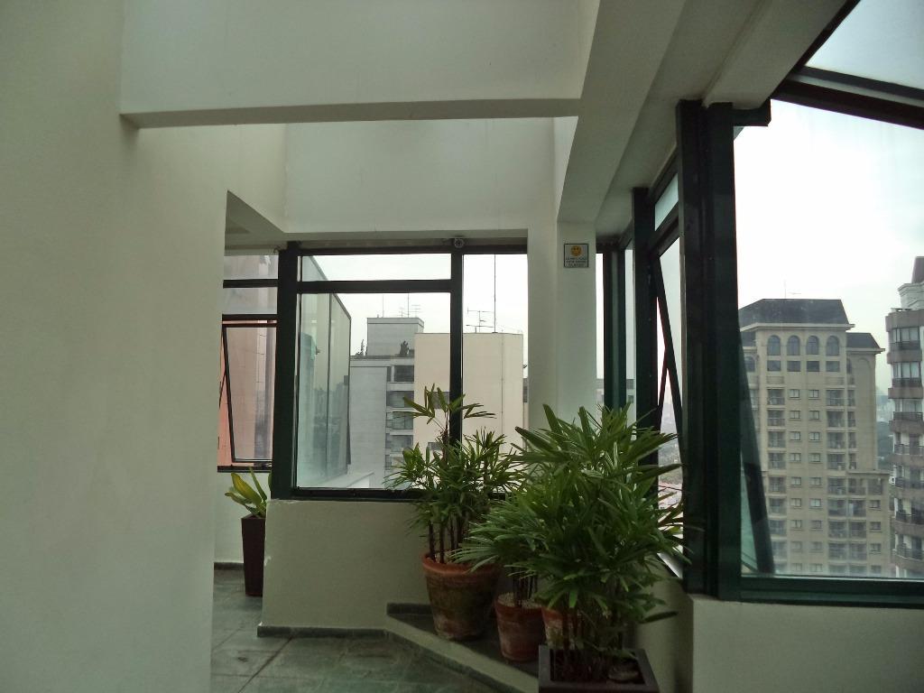 Flat 1 Dorm, Itaim Bibi, São Paulo (FL0450) - Foto 16