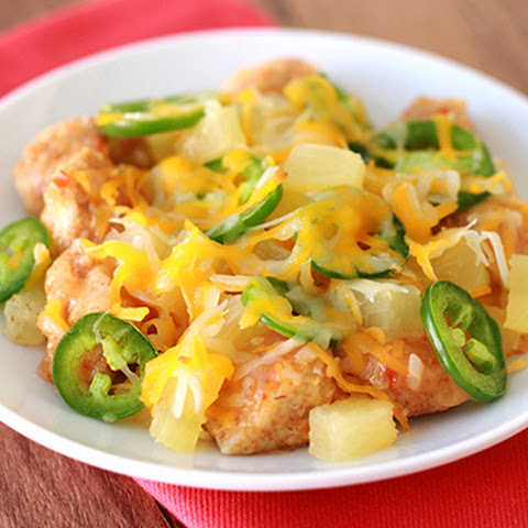 Diet-Friendly Pineapple-Jalapeño Chicken