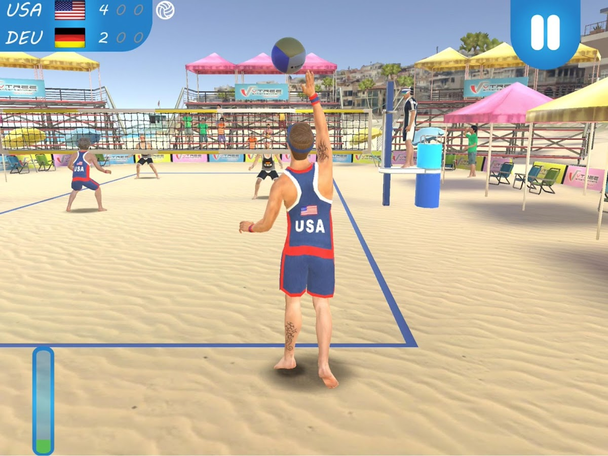 Beach Volleyball 2016 Screenshot 14